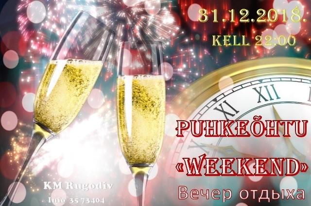20181231 Weekend veb
