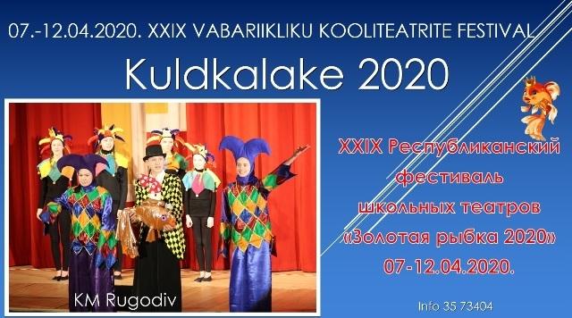 202004 Kuldkalake afis veb