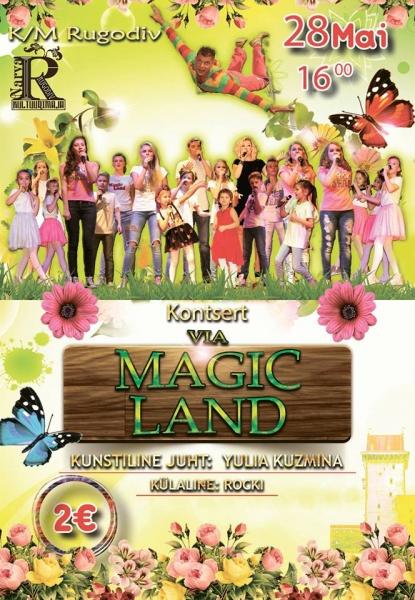 28.05.2016 Magic Land