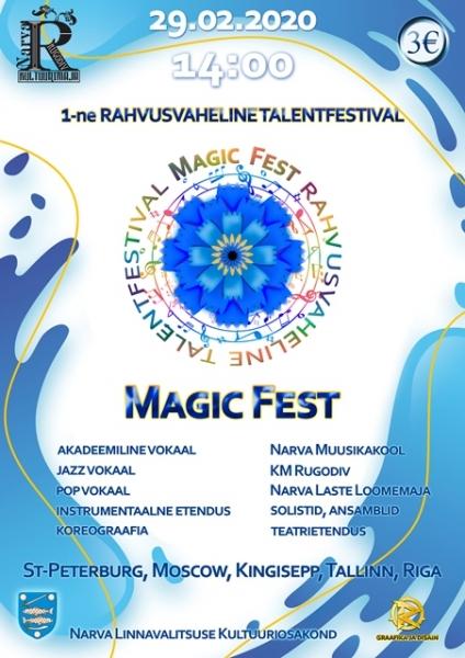 Magic Fest 2020 Final veb