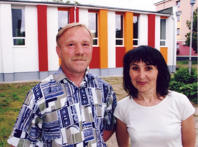 Mottus Viktor ja Natalja