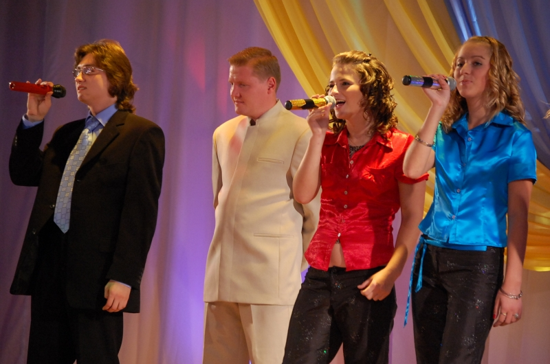 Singers club 2007